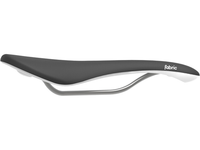 Fabric Scoop Elite Shallow Selle, black/white